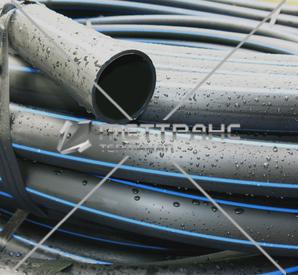 Труба полиэтиленовая ПЭ 50 мм в Бресте