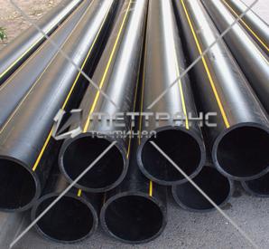 Труба полиэтиленовая ПЭ 110 мм в Бресте