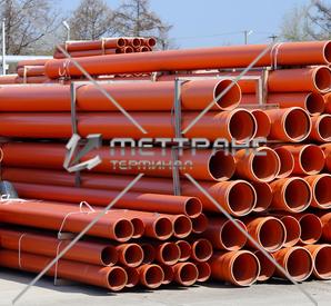 Труба канализационная в Бресте