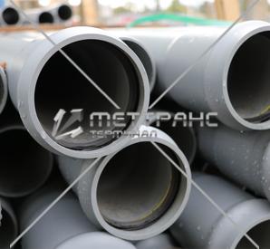 Труба канализационная 100 мм в Бресте