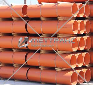 Труба канализационная 250 мм в Бресте