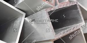 Профиль алюминиевый прямоугольный